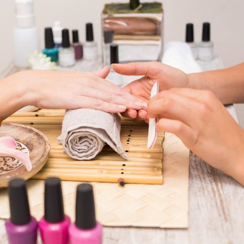 NATURAL NAIL MANICURES